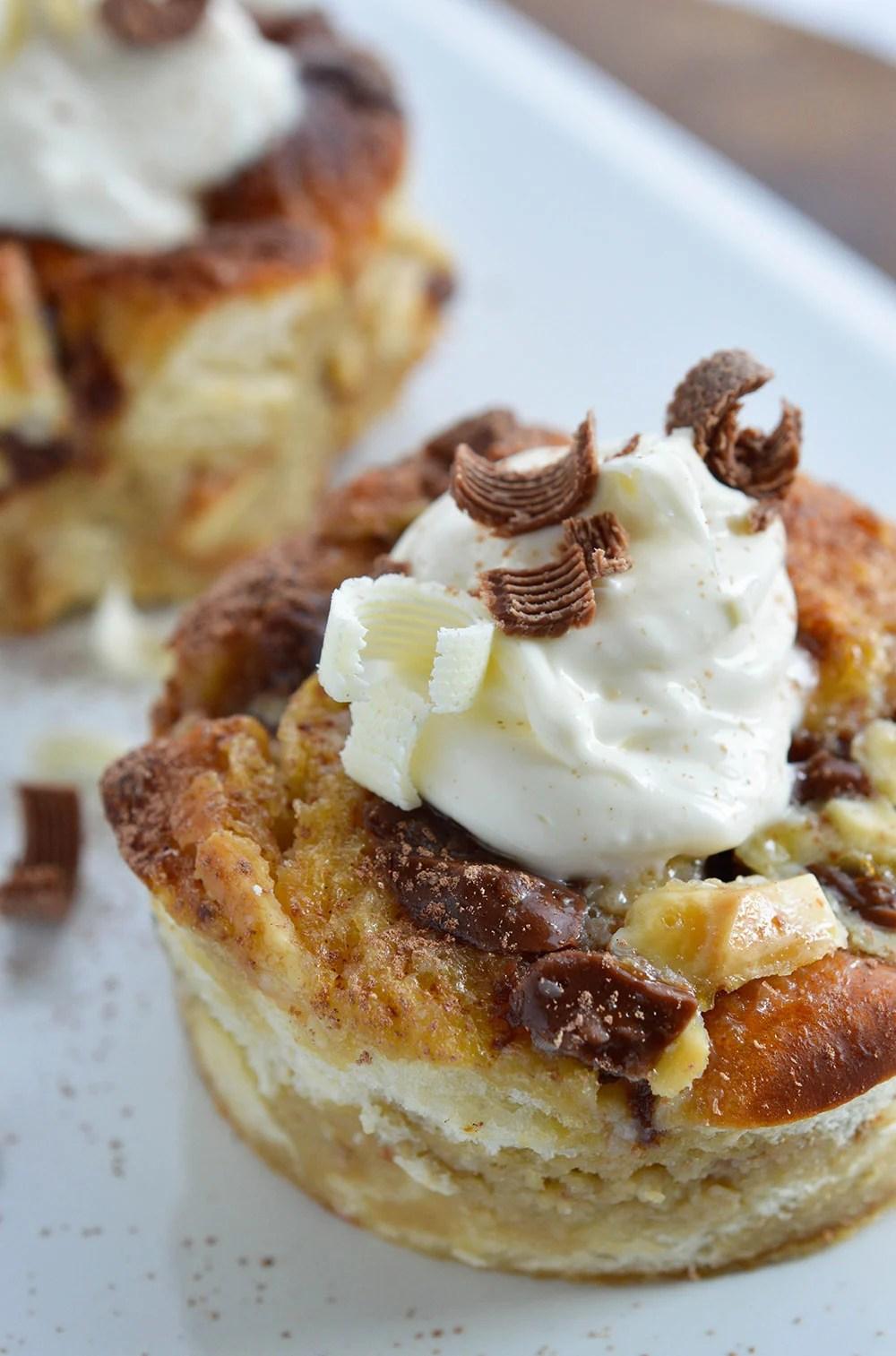 Tiramisu White Chocolate Bread Pudding Wonkywonderful
