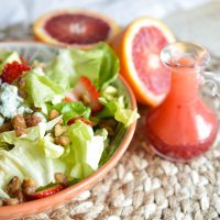 Blood Orange Salad Dressing