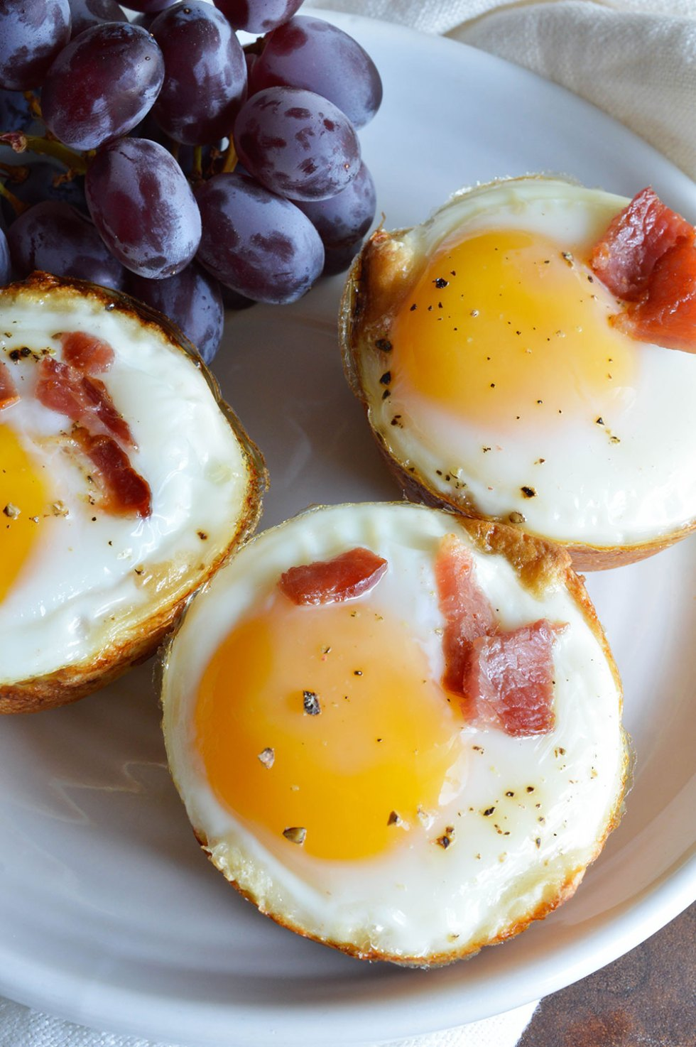 Bacon And Egg Breakfast Cups Wonkywonderful