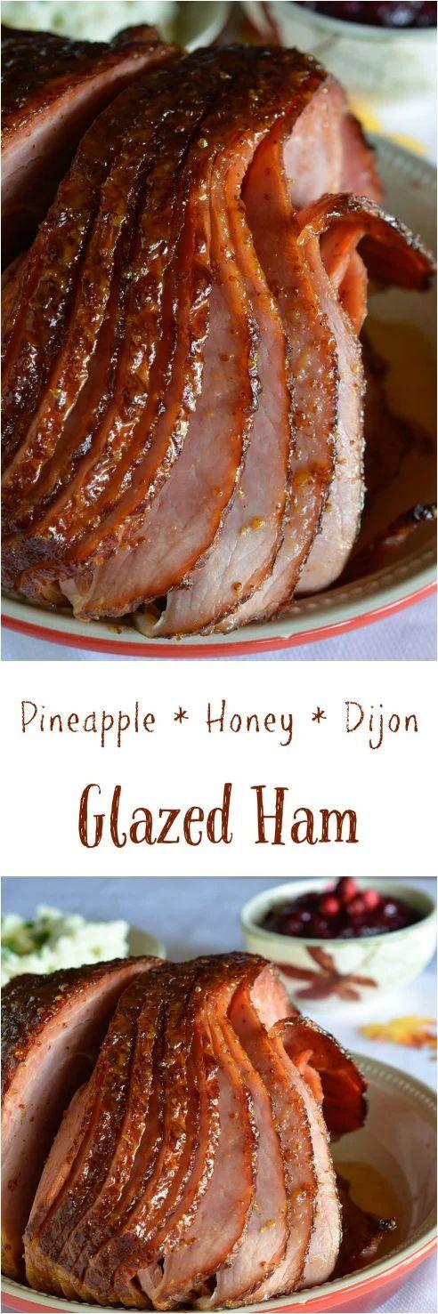 How to Glaze a Honey Baked Ham