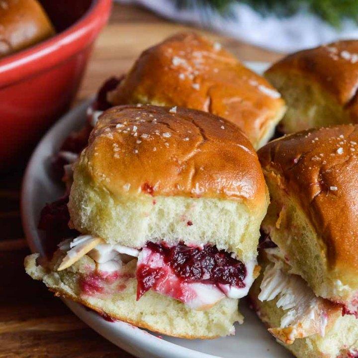 Oven Baked Turkey Sandwiches