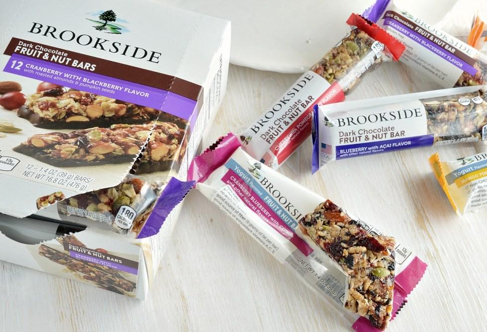 Brookside Fruit & Nut Bars
