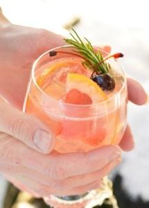 Grapefruit Vodka Cocktail
