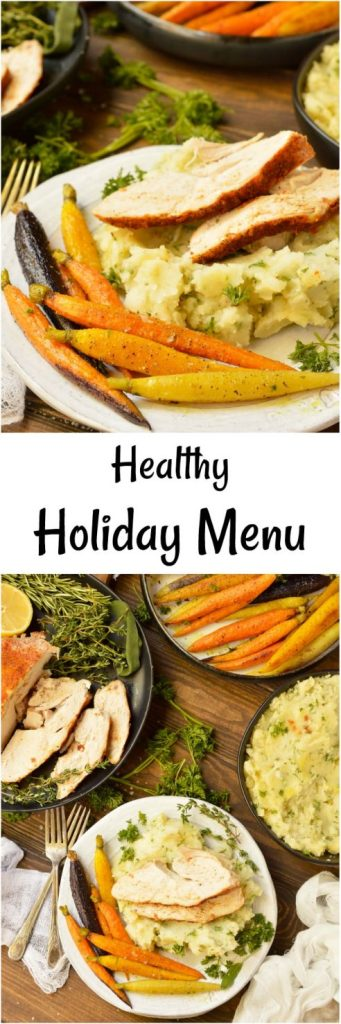 No need to bust out those stretchy pants for the holiday feasts! Here are someHealthy Holiday Recipes for your menu. Get a jump start on those New Year's resolutions with these healthy, Whole30, Paleo friendly recipes! #whole30recipes #paleorecipes #healthyrecipes