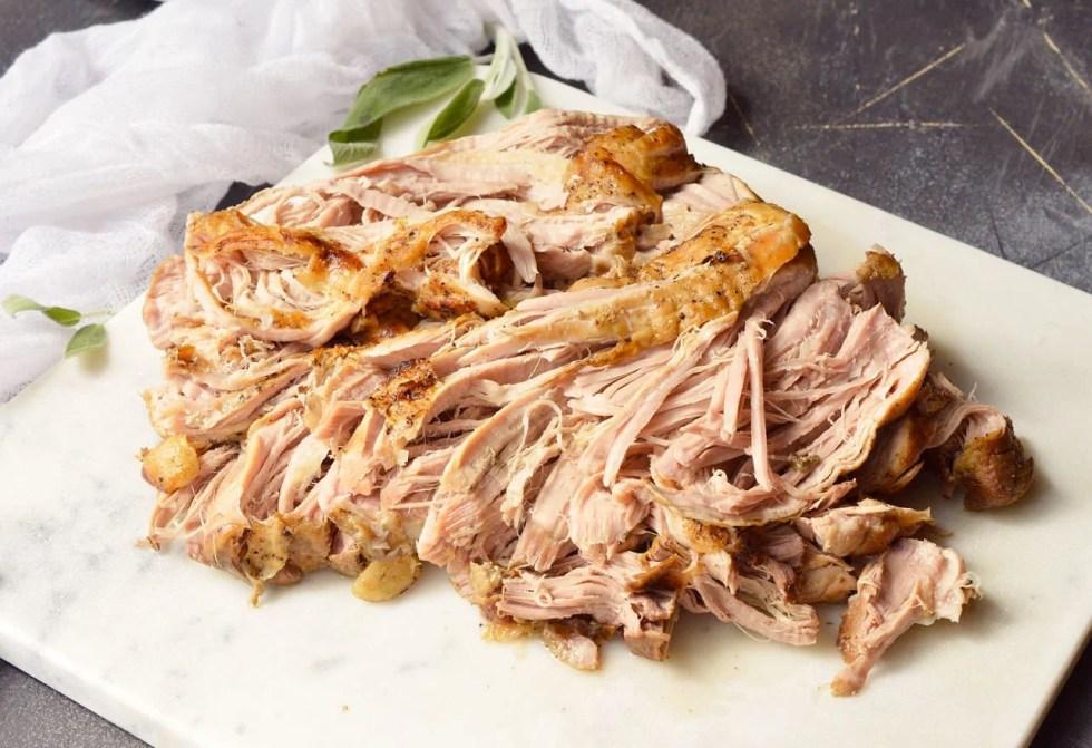 leftover slow cooker shredded pork tenderloin