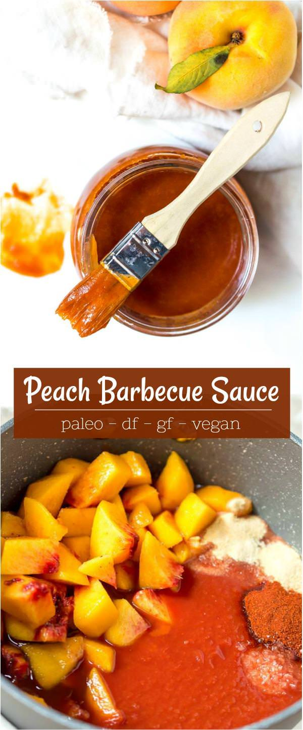 peach barbecue sauce recipe