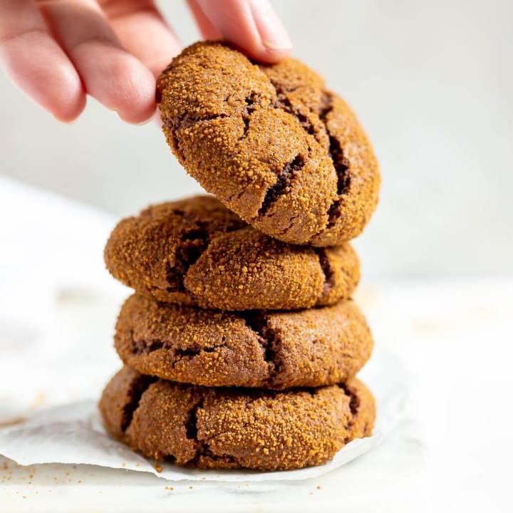 Gluten Free Ginger Cookies Recipe