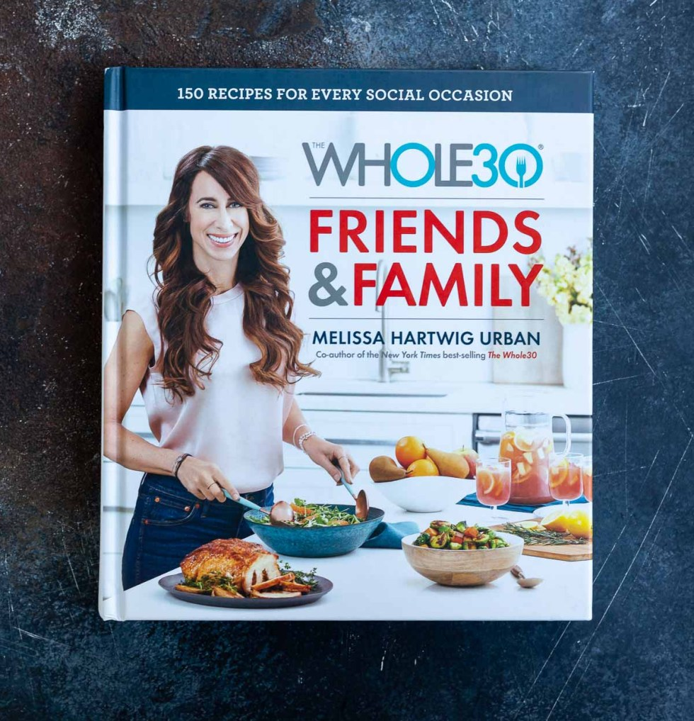 whole 30 cookbook