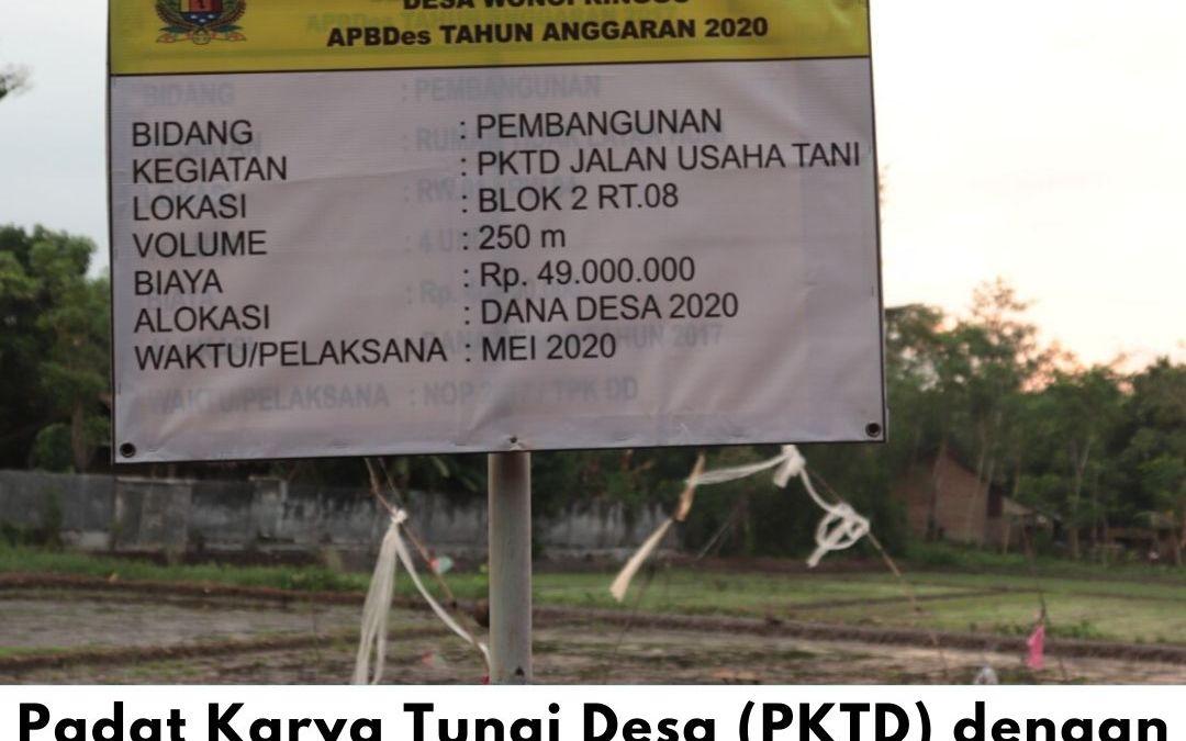 PKTD Cegah Covid-19 dan Stimulus Ekonomi