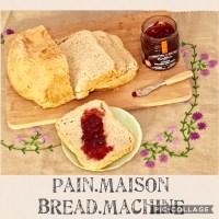 Pain Maison(bread machine)