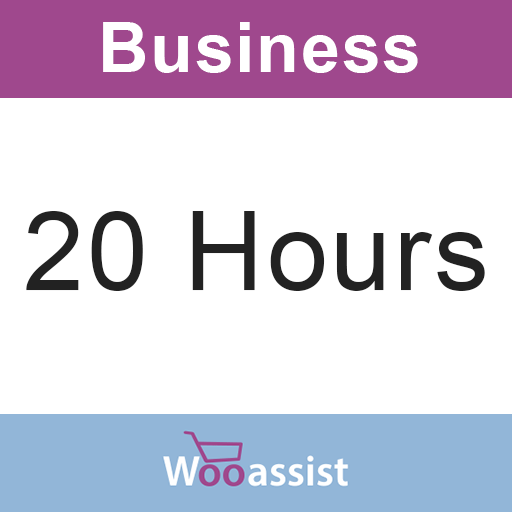 Business - 20 Hours - Wooassist
