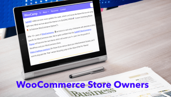 WooCommerce Store Owners: Top 15 News To Use Collections