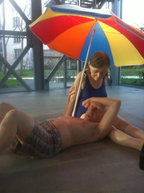 Ron Mueck - Young Couple