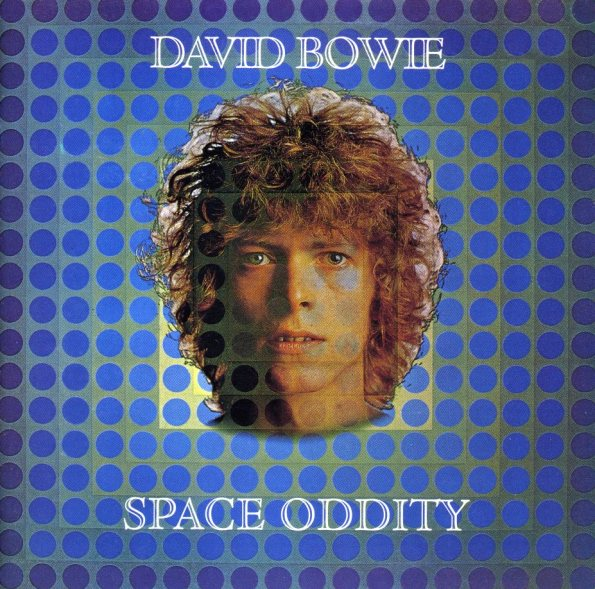 Bowie Space Oddity
