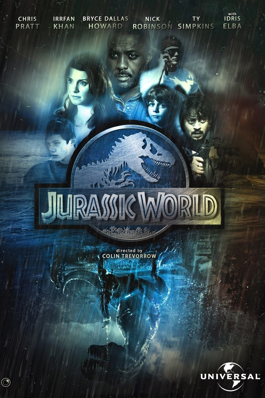 Nonton Jurassic World 2015 : nonton, jurassic, world, Jurassic, World, (2015), WooClip, Movie