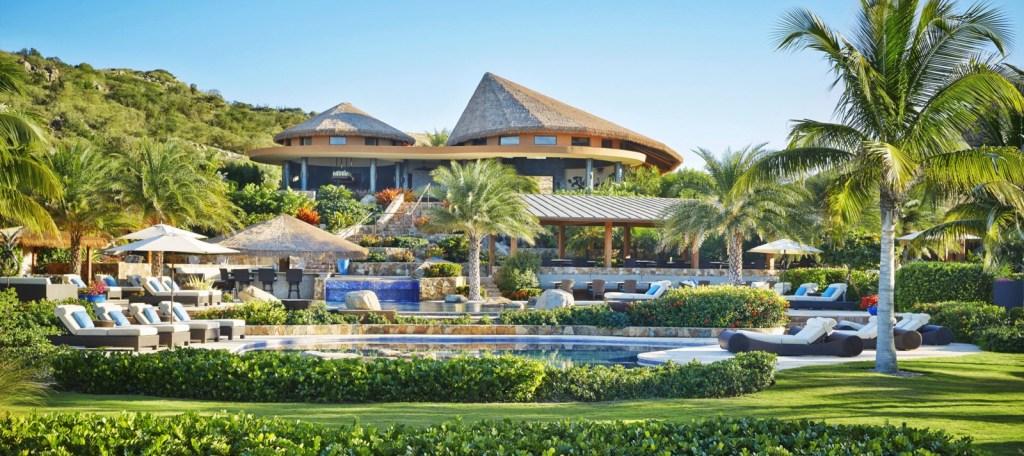 Oil Nut Bay - World's Best Eco Resorts, Eco Hotels, Ecolodges, Eco Cabins and Eco Retreats - Flunking Monkey
