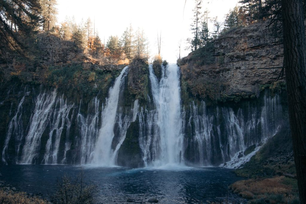 McArthur Burney Falls - Ecotravel - Green Destination