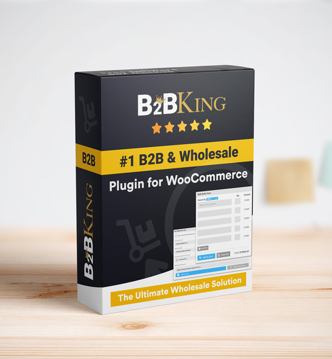 WooCommerce Hide Prices, Products, and Store by B2BKing - 13