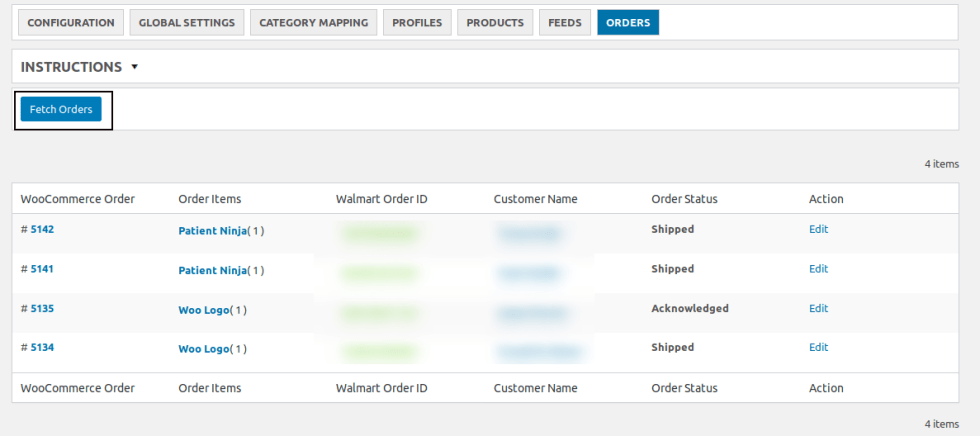 centralized order management
