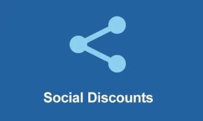 Easy Digital Downloads Social Discounts Addon