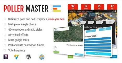 Poller Master - Ultimate WP Polling System