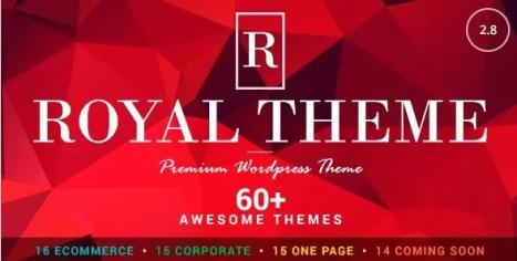 Royal - Multi-Purpose WordPress Theme