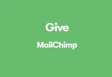 Give MailChimp