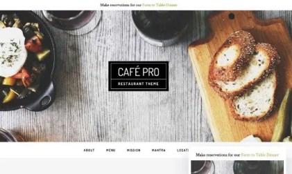 StudioPress Cafe Pro Theme