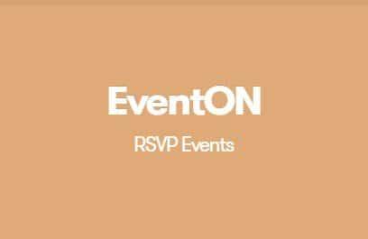 EventON RSVP Events Addon