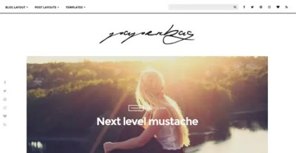 CSS Igniter Paperbag WordPress Theme