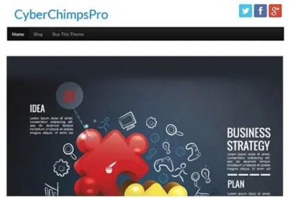 CyberChimps CyberChimps Pro WordPress Theme