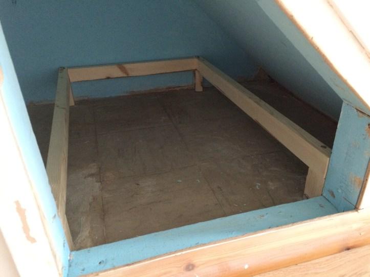 understairdrawer frame