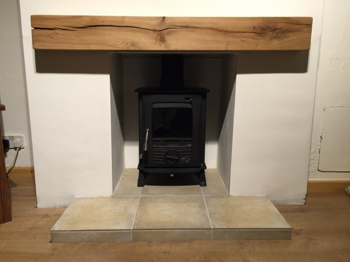 laminate flooring fire place