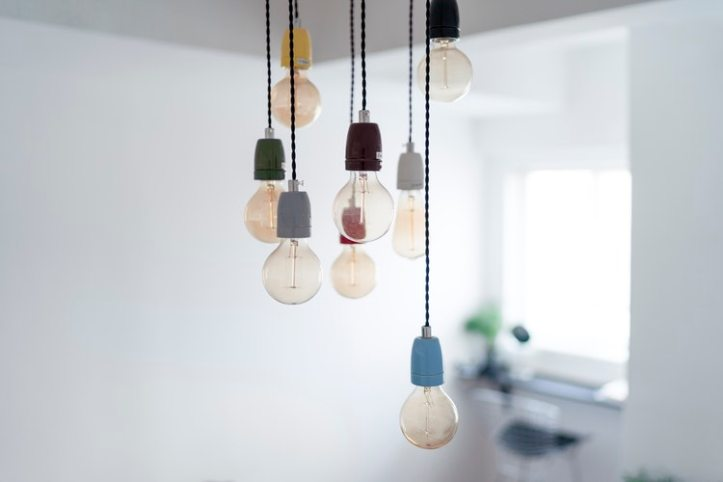 Brightening up your home - lighting