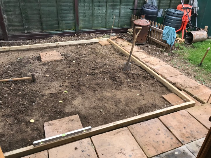 Shed Build 4