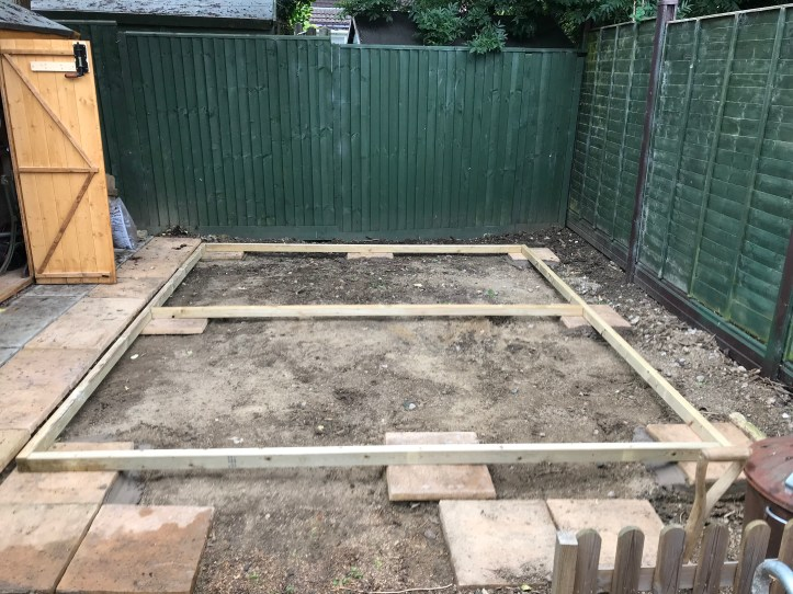 Shed Build 5