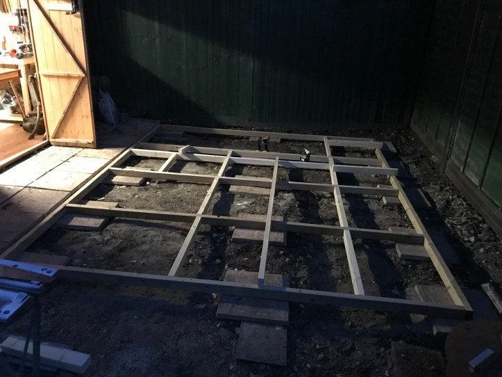 Shed Build 8