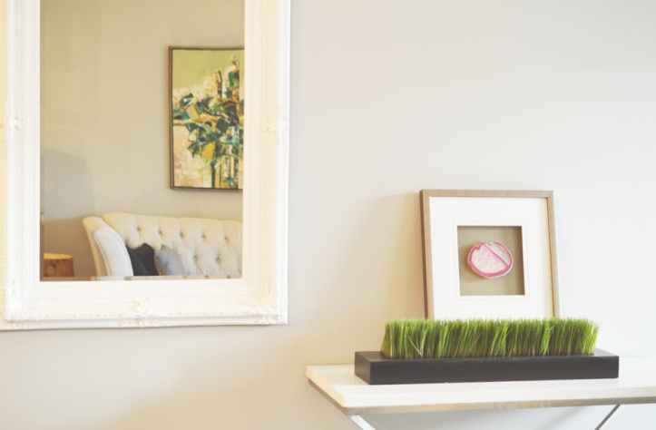 Let there be light tips for decorating dark rooms