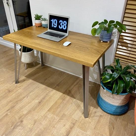 solid oak desk 7