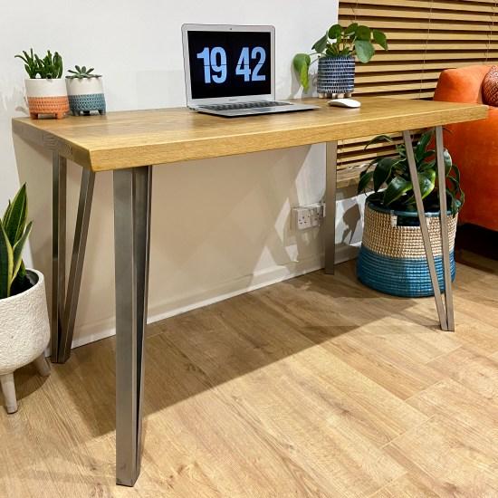 solid oak desk 4