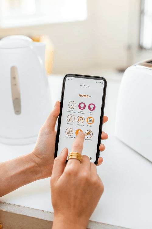 How to integrate the latest tech into your kitchen