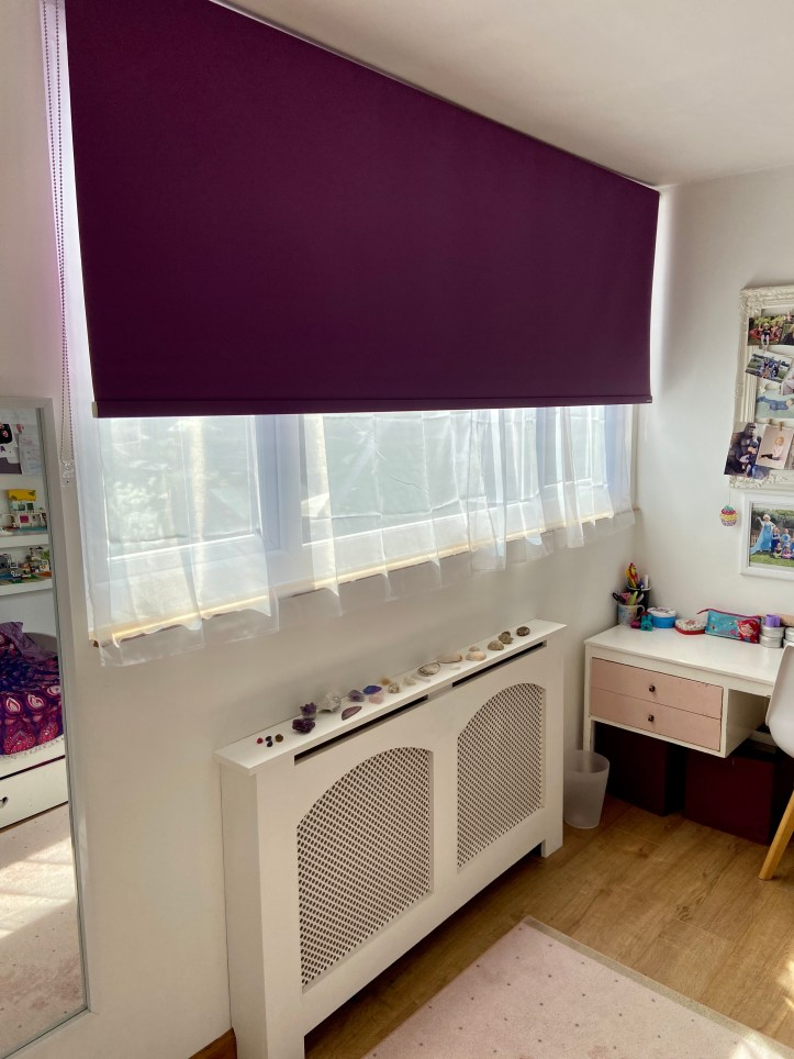 DotcomBlinds next day roller blinds review + £5 discount code