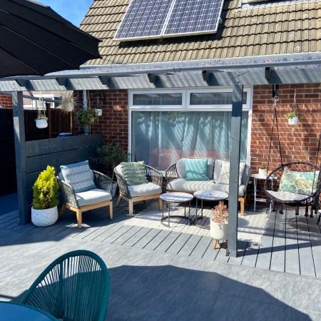 veranda home