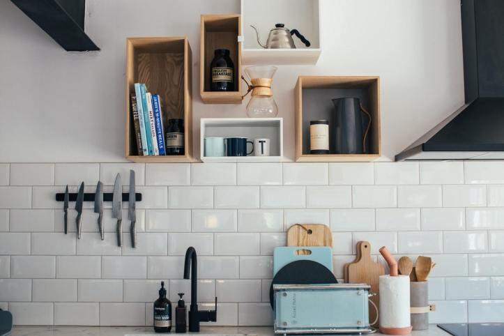 How to come up with ideas for decorating your kitchen