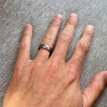 silicone wedding ring