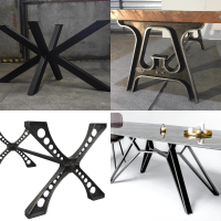 Where to find the best industrial metal table legs UK