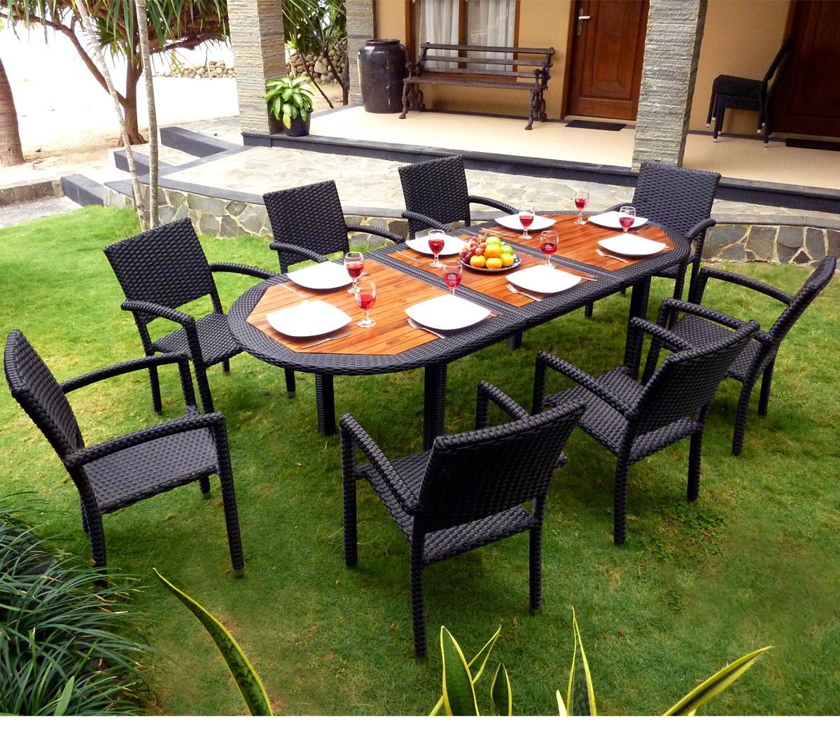 Awesome Table De Jardin Marque Evolutif Images - House Design ...