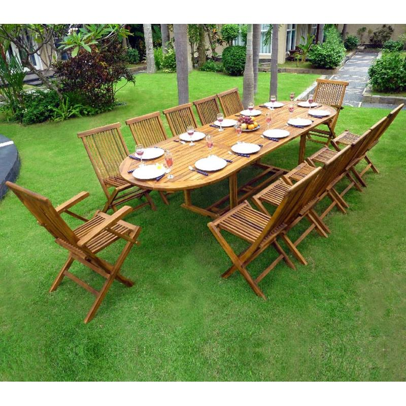Best Table Jardin Teck Alinea Pictures - Awesome Interior Home ...