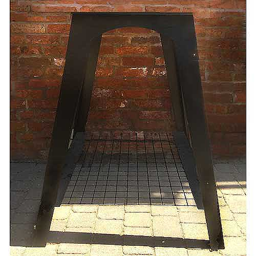 Metal Stand Powder Coated