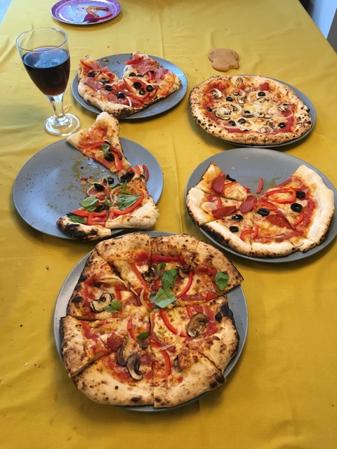 Family Pizza Party Apr 2019 17